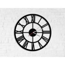 Metalowy Zegar Ścienny